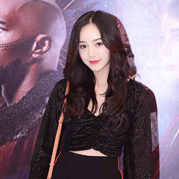 Nữ diễn viên trẻ Quỳnh Kool.