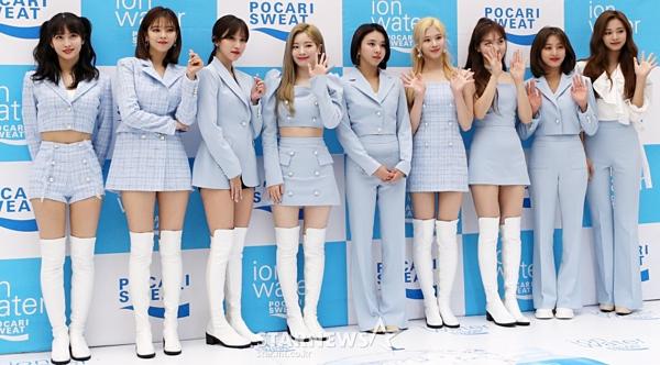 Chiều 12/6, Twice tham dự mộtsự kiện fansign tại Gangnam, Seoul. Đã