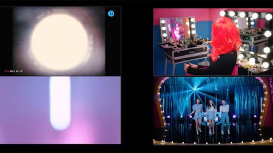 Chỉ 4 hình ảnh bạn có đoán được đó là MV Kpop nào? - 1