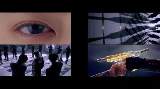 Chỉ 4 hình ảnh bạn có đoán được đó là MV Kpop nào? - 2