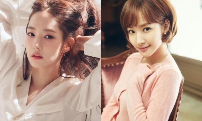 """<p> Để tóc mái, Park Min Young trông ngây thơ, trẻ trung. Tuy nhiên, nhiều fan lại """"thả tim"""" cho tóc mái dài bởi đây mới là kiểu tóc tôn vinh nhan sắc mặn mà của nữ diễn viên.</p>"""