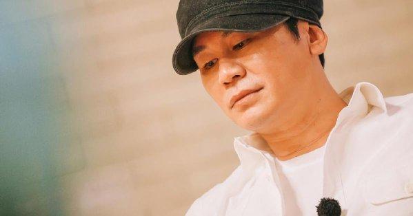 Yang Hyun Suk từ chức khỏi YG.