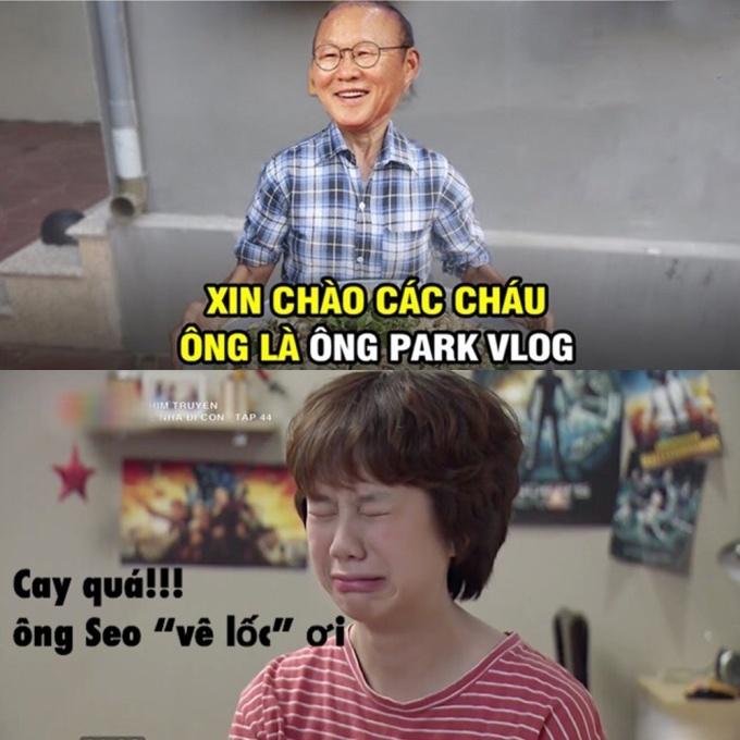 """<p> King's Cup 2019 đã kết thúc, ông Park """"vê lốc"""" đã cho người hâm mộ Việt Nam ăn """"lẩu Thái"""" siêu cay khổng lồ từ lâu lắm rồi mà đến giờ Ánh Dương vẫn còn """"cay"""".</p>"""