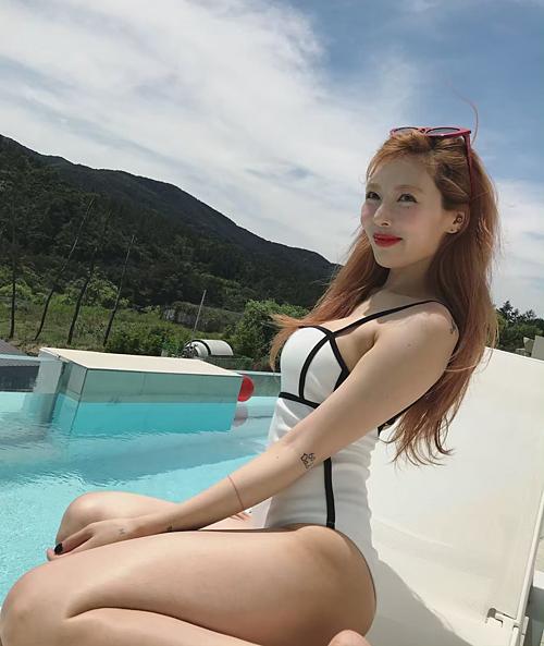 Hyun Ah cũng