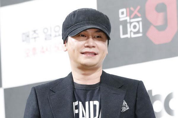 Cựu chủ tịch YG - Yang Hyun Suk.