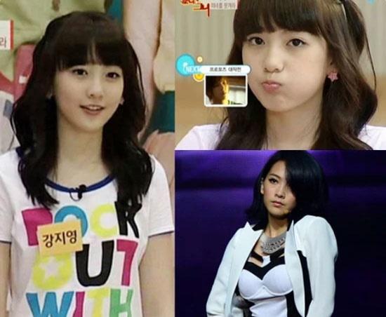 Ji Young (thành viên cũ của KARA)