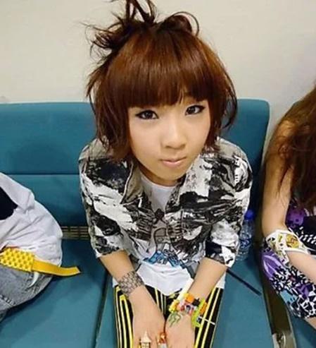 Minzy (thành viên  cũ của 2NE1)