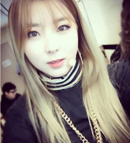 SoHyun (thành viên cũ của 4MINUTE)