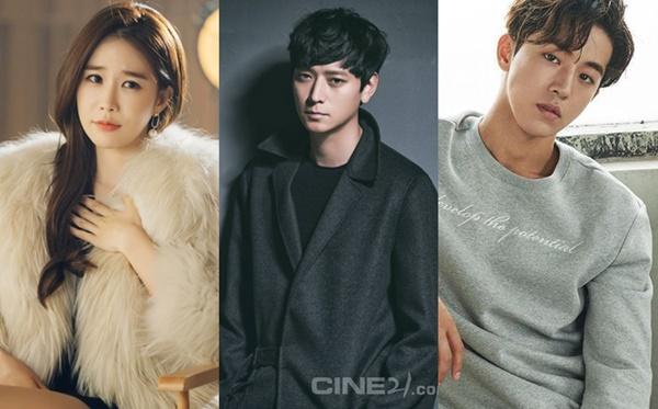 Yoo In Na, Kang Dong Won và Nam Joo Hyuk là 3 trong sốnhững diễn viênthuộc YG.