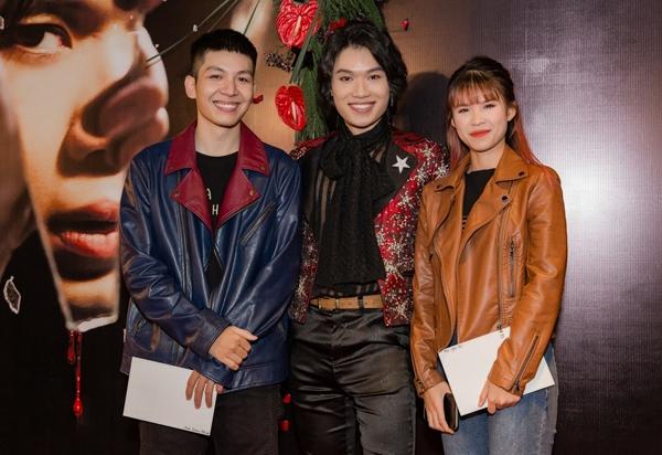 Vợ chồng Khởi My - Kelvin Khánh.