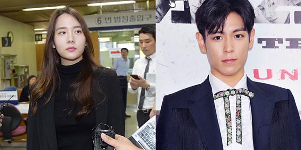 Han Seo Hee khai với cảnh sát rằng YG đã yêu cầu cô rời khỏi Hàn Quốc sau khi phát hiện việc hai người hút cần sa với nhau.