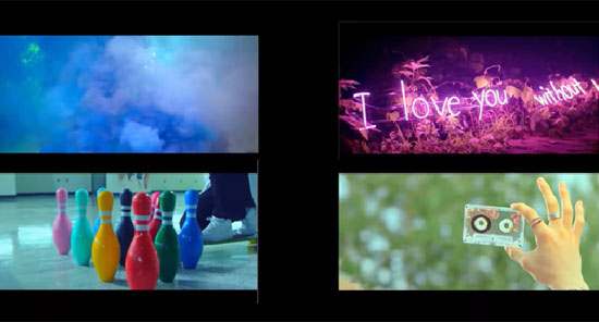 Chỉ 4 hình ảnh bạn có đoán được đó là MV Kpop nào? (2) - 7