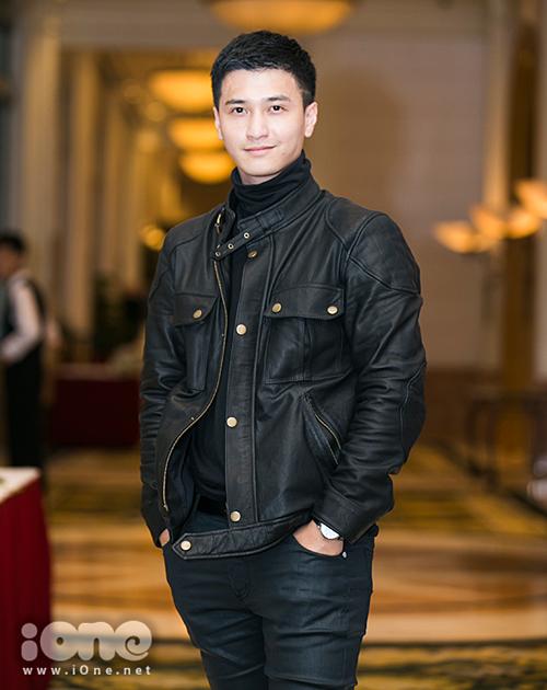 Diễn viên Huỳnh Anh. Ảnh: Đình Tùng