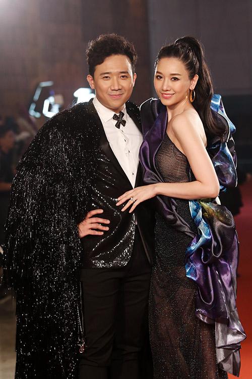 Hơn 100 sao Việt đua nhau chặt chém trang phục trên thảm đỏ - 4
