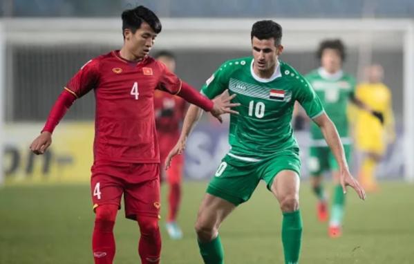 U23 Việt Nam từng đối đầu U23 Iraq hồi đầu năm 2018 tại Trung Quốc.