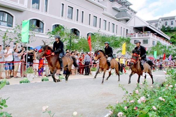 Quy tụ tại giải đua này gồm 16 tuấn mã và các kỵ sỹ có thành tích tốt nhất từ giải vừa qua. Tranh tài trên đường đua có tổng chiều dài 1.400m, mỗi ngày, Ban tổ chức trao 3 giải nhất, nhì, ba cho các chú ngựa thắng cuộc.
