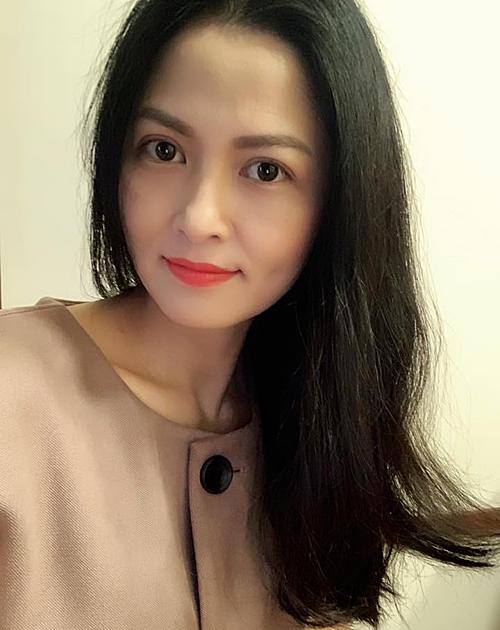 Ngoài đóng phim, công tác tại Nhà hát Kịch Hà Nội, Thúy Hà cũng kinh doanh để có thêm thu nhập.