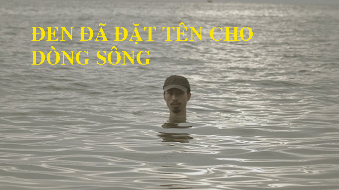 <p> Khoảnh khắc nam rapper ngâm mình giữa dòng sông trong MV trở thành tâm điểm, được chế ảnh rần rần.</p>