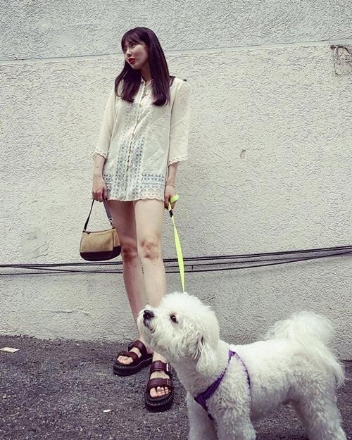 Hyuna diện mốt giấu quần