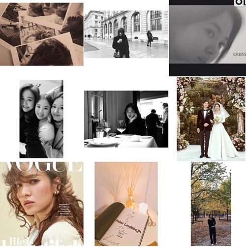 Tháng 2/2019, Song Hye Kyo có động thái khiến dân tình hoang mang.
