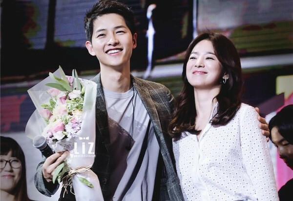 Khối tài sản đồ sộ của Song Joong Ki - Song Hye Kyo