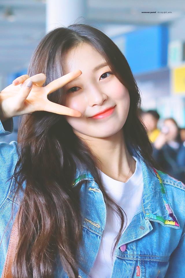 <p> Arin là nữ thần thế hệ mới của Kpop. Thành viên Oh My Girl mang lại cảm giác tươi mới, trong sáng như mối tình đầu.</p>
