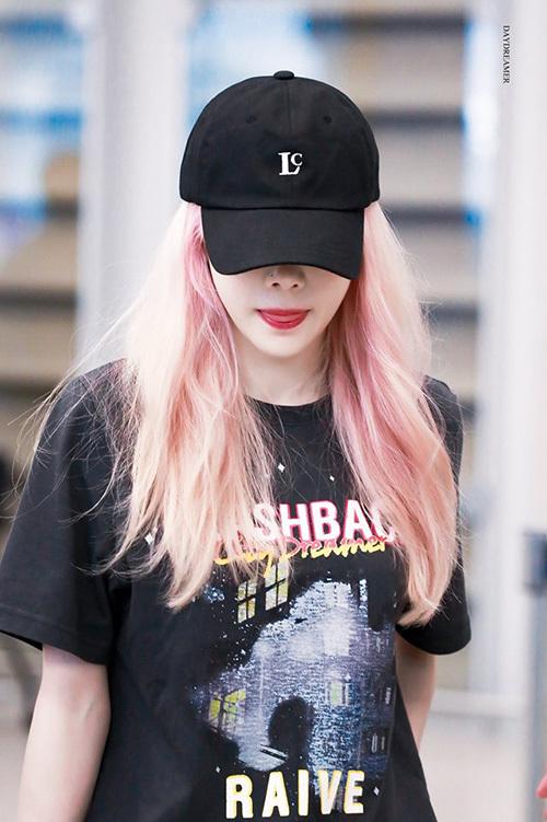 Loạt visual đỉnh cao nhuộm tóc hồng mùa hè 2019 - 2