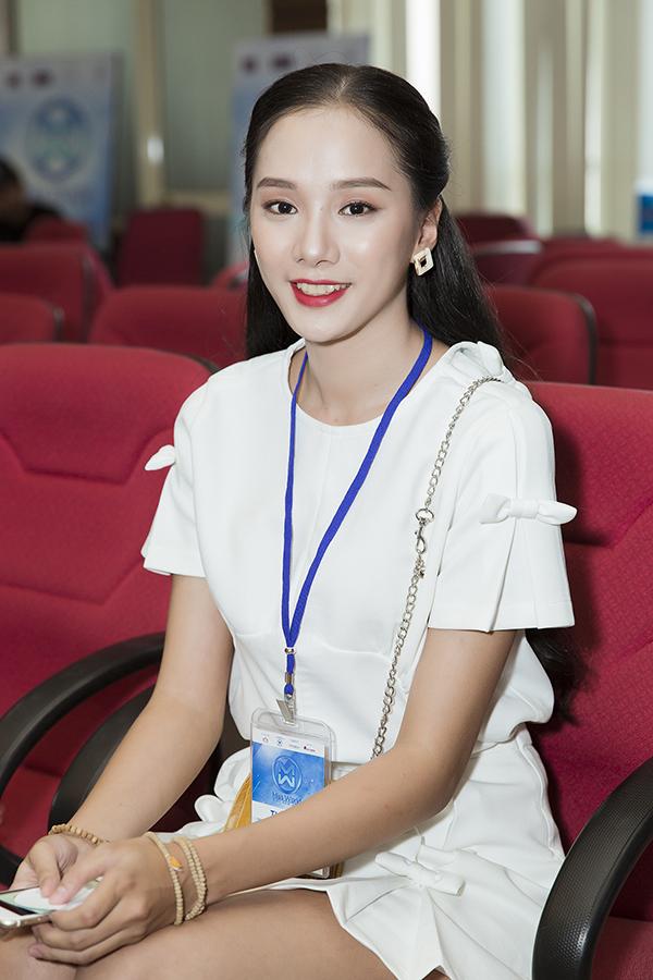 <p> Nguyễn Thị Bích Thùy, sinh năm 2001.</p>