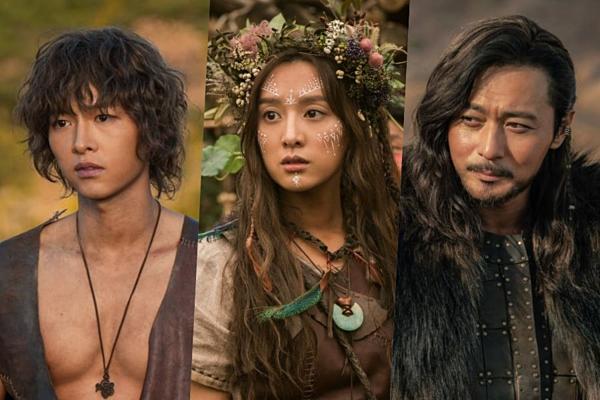 4 tạo hình diễn viên độc lạ trên phim truyền hình Hàn