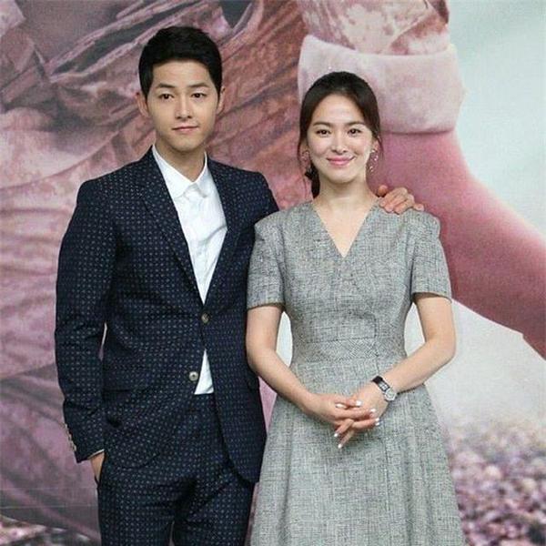 Song Joong Ki không thảo luận với vợ khi đệ đơn ly hôn.