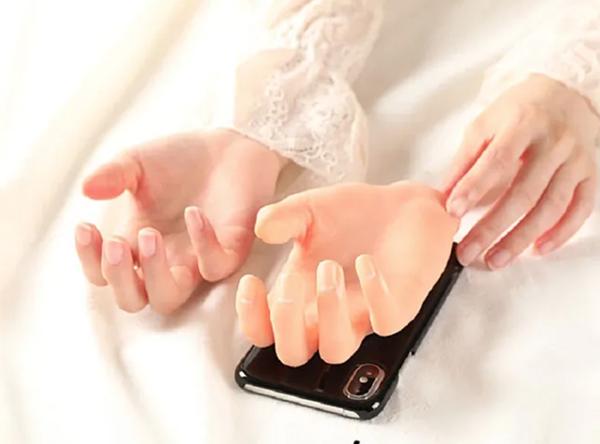 Ốp điện thoại tay nắm tay dành cho FA