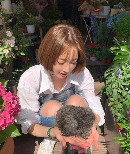 Go Joon Hee 34 tuổi