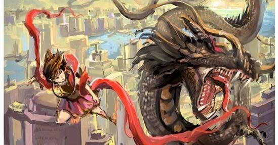 Bạn hiểu bao nhiêu về thần thoại Trung Quốc? - 5