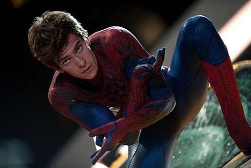 Trước đây, Người Nhện của hãng Sony Pictures do Andrew Garfield thủ vai.