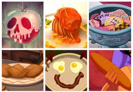 Món ăn nào xuất hiện trong phim hoạt hình Disney? - 3