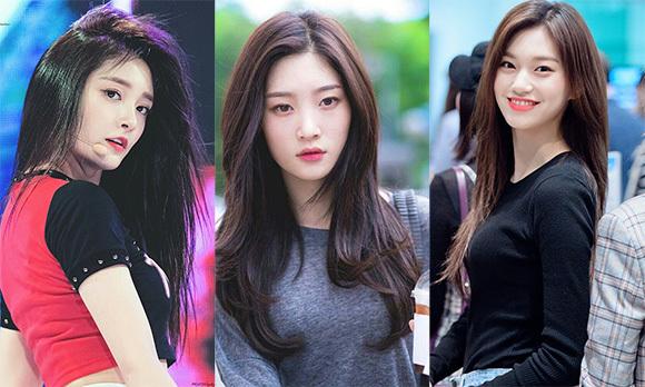 Kyul Kyung - Chae Yeon - Do Yeon (ảnh từ trái sang phải)