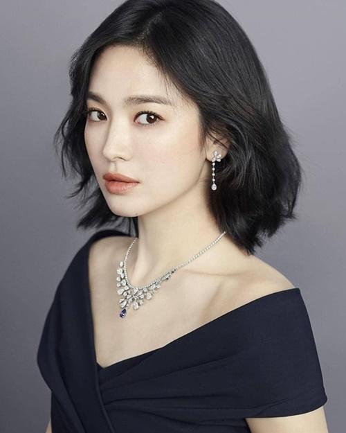 Song Hye Kyo cũng tránh mặt sau khi ly hôn.