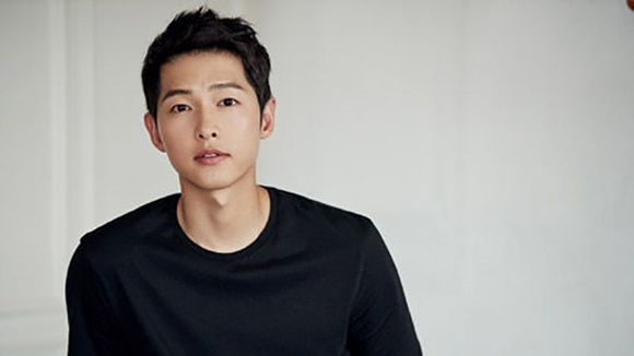Song Joong Ki đóng phim điện ảnh mới.