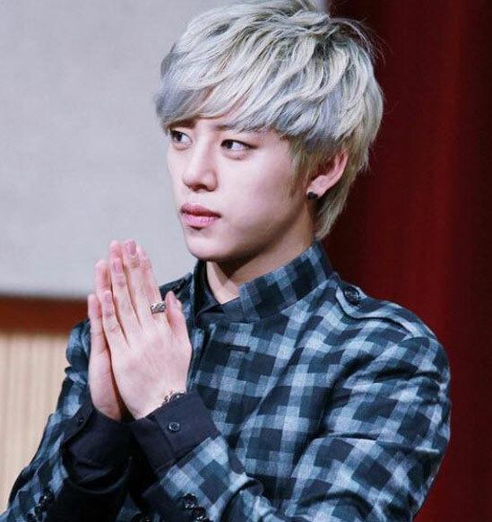 Nhận dạng idol Hàn với mái tóc xám khói - 2