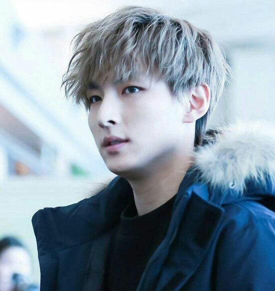 Nhận dạng idol Hàn với mái tóc xám khói - 3