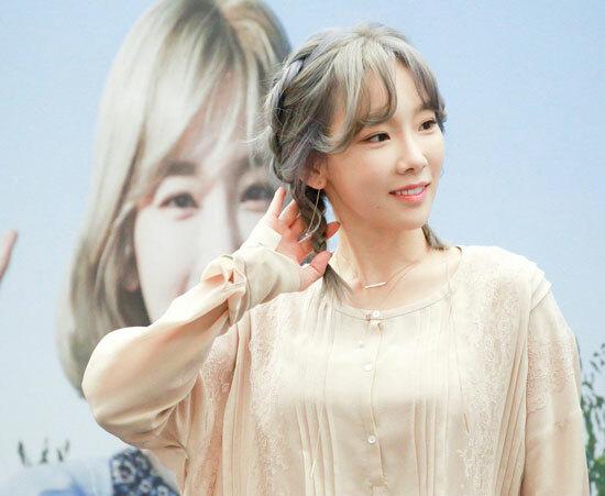 Nhận dạng idol Hàn với mái tóc xám khói - 4