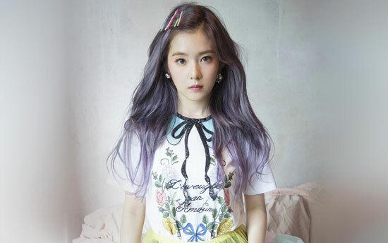 Nhận dạng idol Hàn với mái tóc xám khói - 7
