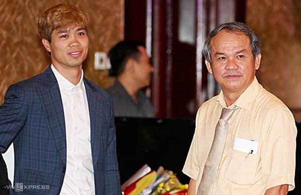 Báo châu Á: Ngôi sao của Việt Nam sang Bỉ thi đấu