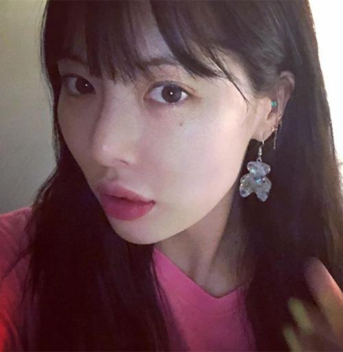 Sự thay đổi rõ rệt ở đôi môi của nữ idol được nhiều khán giả để ý từ vài ngày trước.