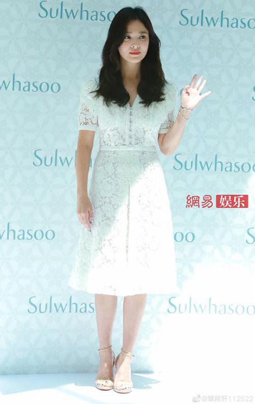 Cô bị netizen đổ lỗi sau vụ ly hôn.