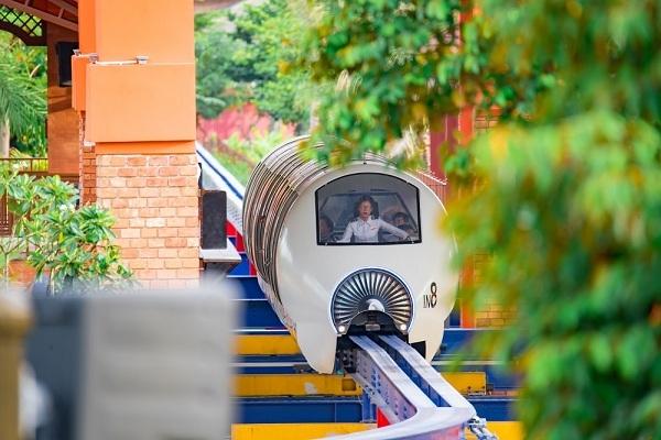 Người Đà Nẵng, học sinh, sinh viên được miễn phí vé tại Sun World Danang Wonders - 2