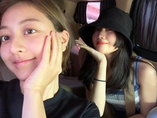 Ji Hyo tự tin khoe mặt mộc