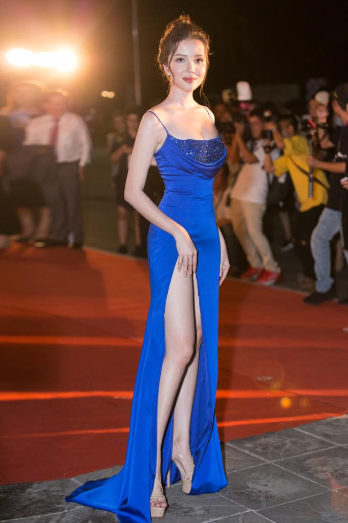 <p> Người đẹp Huỳnh Thúy Vi.</p>