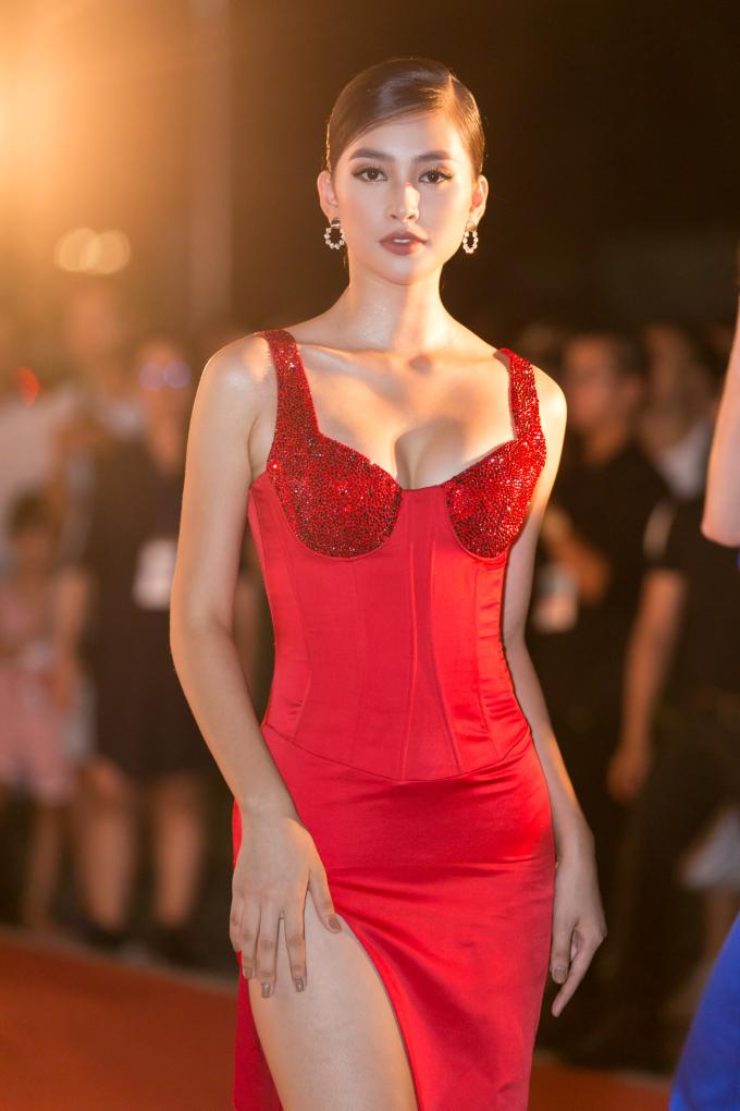 <p> Hoa hậu Việt Nam đầu tiên thuộc thế hệ 10x ngày càng quyến rũ và trưởng thành.</p>