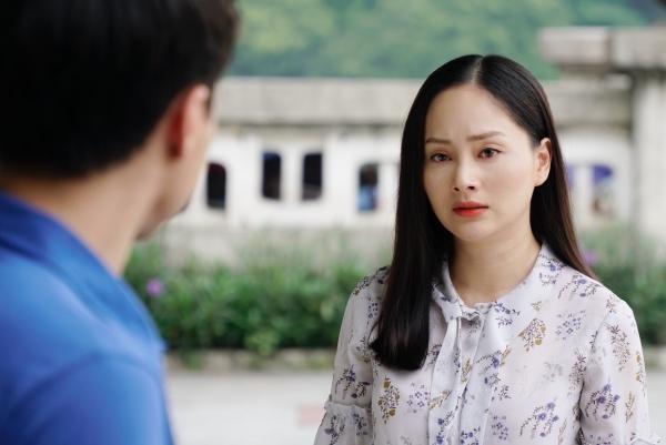 Diễn xuất của Lan Phương trong phim.